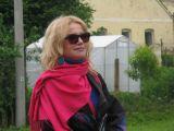 VIP osobnost akce - herečka paní Asterová