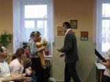 starosta vítá do života v obci Emičku Paurovou z Čakova