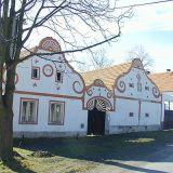 stavení selského baroka v Čakovci